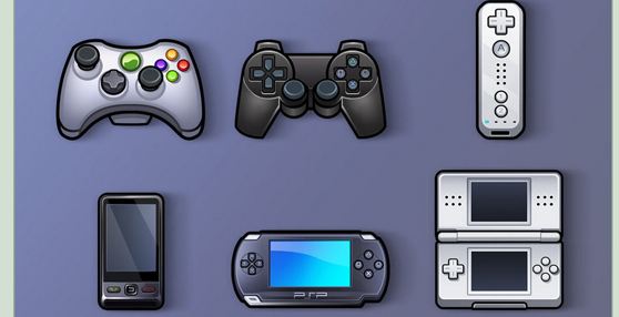 Gaming Icons