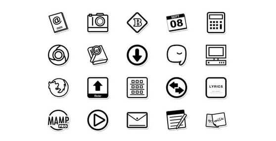 Mac Application Icons