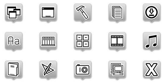 Mac Folder Icons