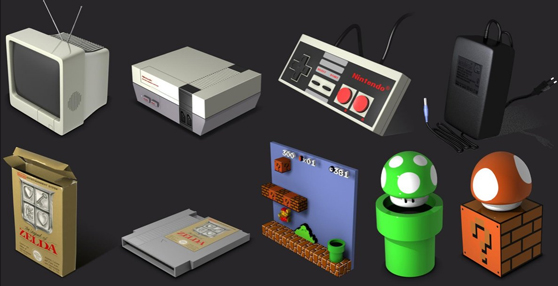 Nes Icons Pack