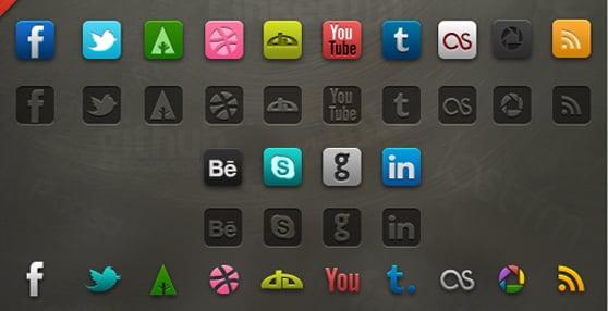Socialis 2 - Freebie