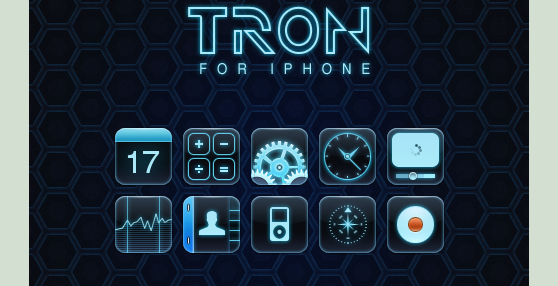 TRON for iPhone