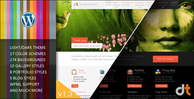 best wordpress themes