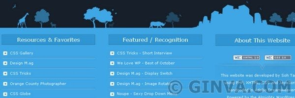 88+ Creative Web Footer Design Showcase