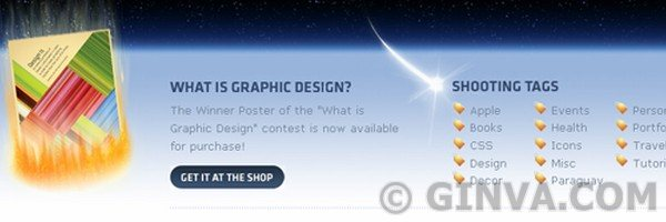 Creative Web Footer Design Showcase