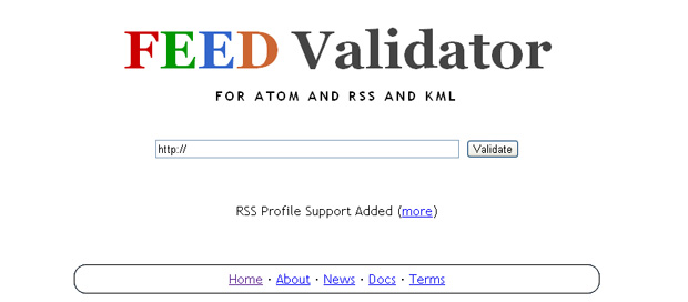 Free Tools To Validate HTML, CSS & RSS Feeds
