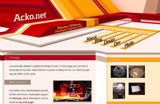 Unusualnavigation26 in  Websites with Unusual Navigation
