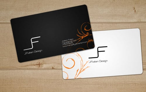 Dazzling Business Card