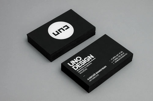Simply Rocking Business Card