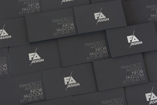 Engaging Business Card