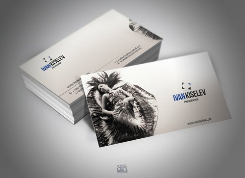 Captivating Business Card