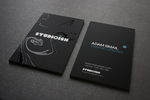 Charming Business Card