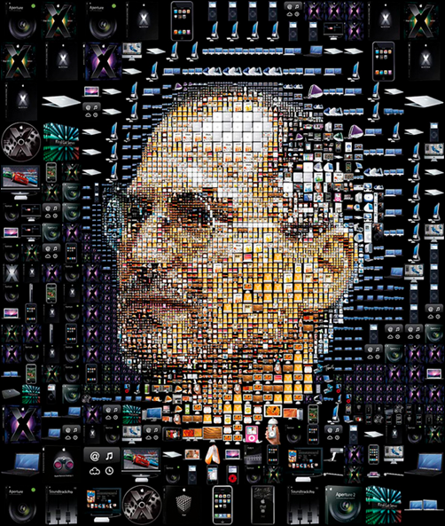 A Tribute to Apple's Mastermind: A Collection of Steve Jobs Illustrations