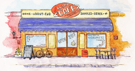XHTML Cafe
