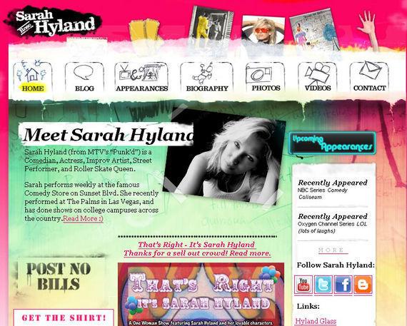 Sarahhyland
