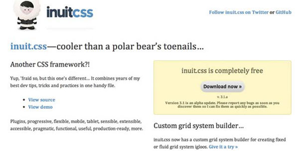 inuit.css