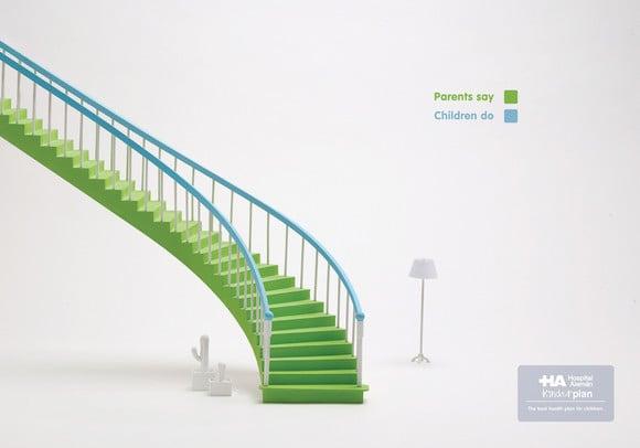 Hospital Aleman: Stairs