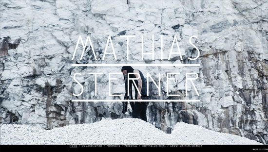 Photo background example: Mathias Sterner